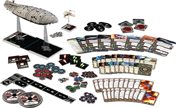 transporte rebelde X-Wing