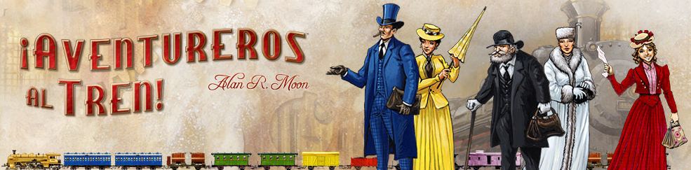 torneo juego de mesa aventureros al tren. Juegos de la Mesa Redonda