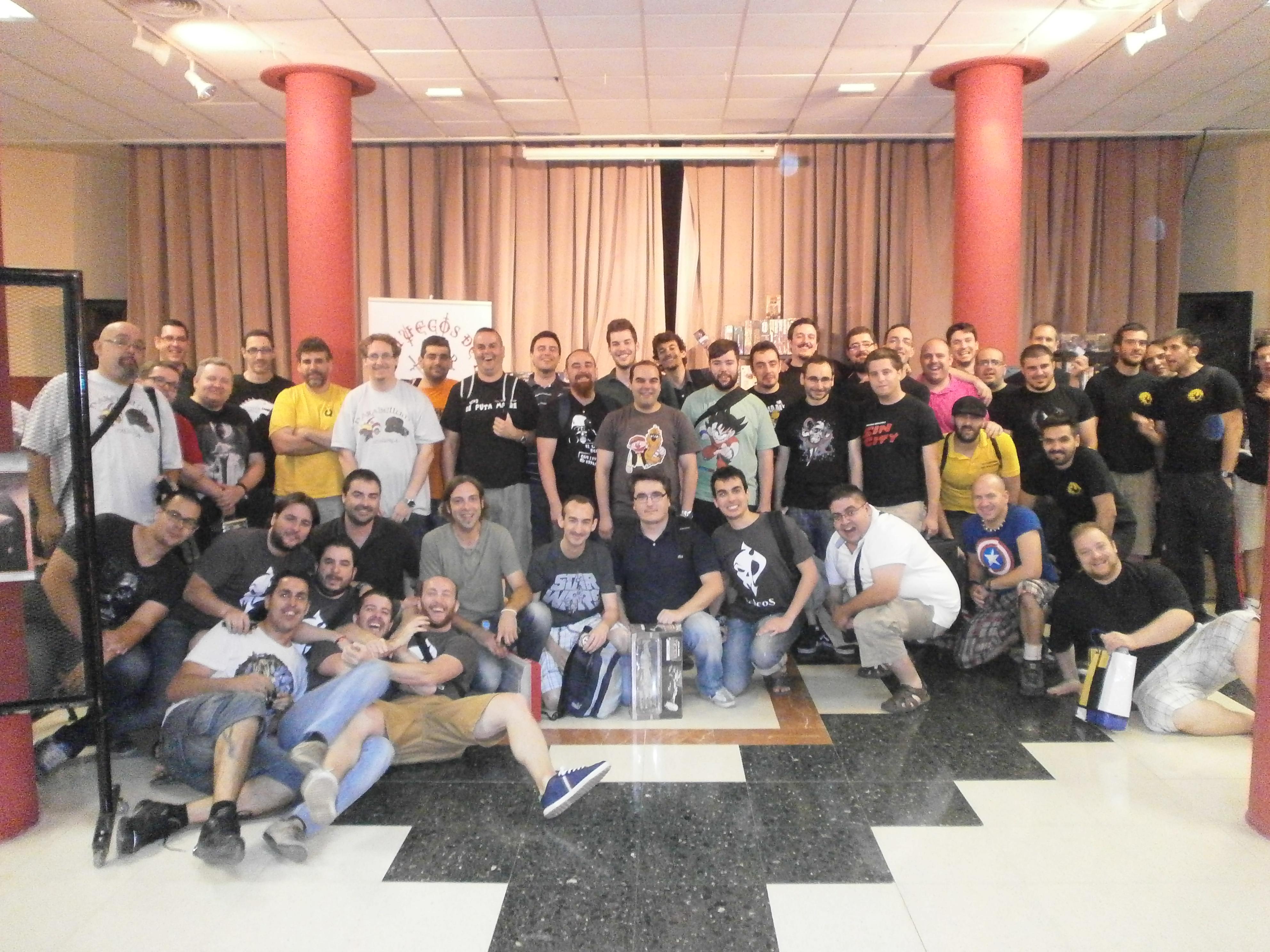 torneo regional de x-wing en Valencia. Juegos de la Mesa Redonda