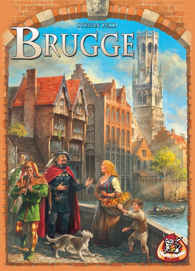 sorteo juego de mesa Brügge. Juegos de la Mesa Redonda