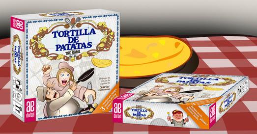 tortilla de patatas en jornadas tierra de nadie - TDN