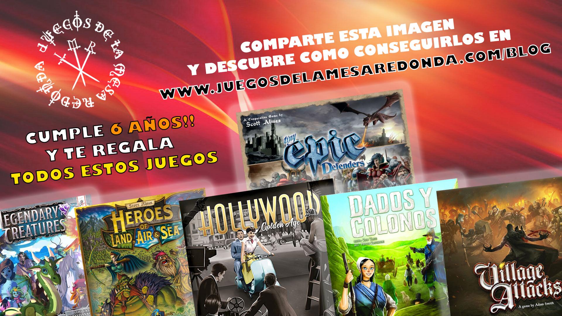 Blog De La Tienda Online Juegos De La Mesa Redonda